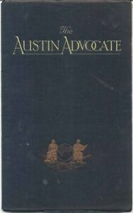 Austin-Advocate-March-1914-Volume-3-Number-5-inc-Austin-20HP-Tool-Kit-Article
