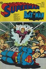 Superman 1974/ 1 (Z1-), Ehapa