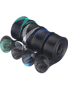 Jovitec 4 Pieces Casting Rod Sleeve Spinning Fishing Rod Sleeve Rod Sock Cover