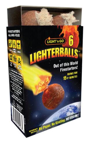 Light/'n Go Lighterballs Fire Starter