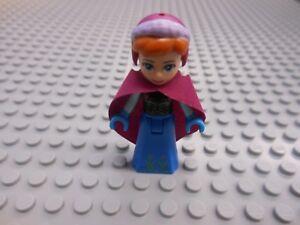 Lego Anna 41066 41062 Frozen Disney Princess Minifigure