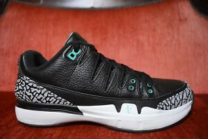 705c375e4f8a NEW NIKE Zoom Vapor RF X AJ3 Atmos X Black Clear Jade White 709998 ...