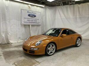 2008 Porsche 911 4S