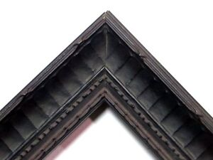 San-Marino-Black-Picture-Frame-Solid-Wood-Standard-Sizes