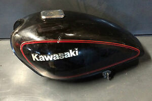 Benzintank-Benzinetank-Fuel-Tank-Kawasaki-LTD-440