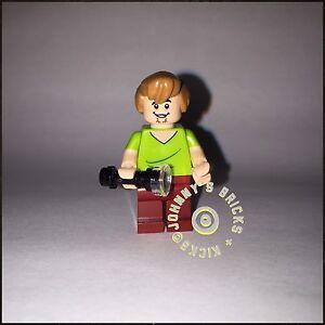 Lego-Scooby-Doo-75902-SHAGGY-Minifigure-BRAND-NEW-Includes-Flashlight