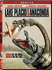 Lake Placid vs. Anaconda (DVD, 2015)