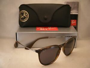 ea5c03a1bb Ray Ban 4171 Erika Light Havana w Green Lens NEW sunglasses (RB4171 ...