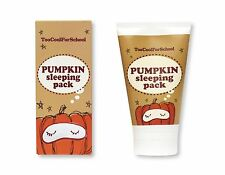 [Ship by USPS] TOO COOL FOR SCHOOL Pumpkin Sleeping Pack - 100ml