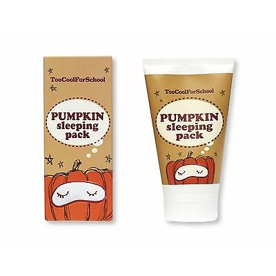 [TOO COOL FOR SCHOOL] Pumpkin Sleeping Pack 100ml