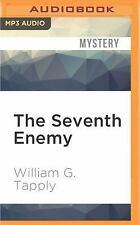 Brady Coyne Mysteries: The Seventh Enemy 13 by William G. Tapply (2016, MP3...