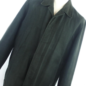 NEXT-homme-en-coton-noir-veste-taille-46-Standard