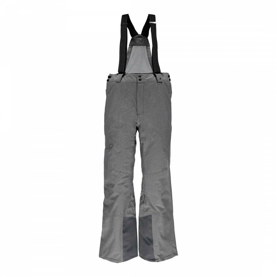 SPYDER Men's Grey  Dare Tailored Pant Trouser  70% off cheap