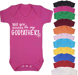 Will You Be My GodFather Baby Vest Babygrow Bodysuit Girl Christening Gifts - <span itemprop=availableAtOrFrom>Rhyl, United Kingdom</span> - Returns accepted Most purchases from business sellers are protected by the Consumer Contract Regulations 2013 which give you the right to cancel the purchase within 14 days after the day you - Rhyl, United Kingdom