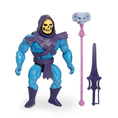Motu Japanese Box Skeletor Masters of the Universe Action Figure He-Man Vintage
