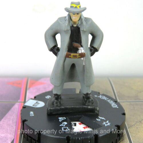 Justice League Unlimited ~ JONAH HEX #013 HeroClix miniature #13