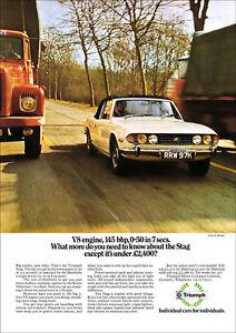 FORD 1974-1978 CAPRI MKII GHIA 2.3i RETRO POSTER PRINT CLASSIC 70/'s ADVERT A3