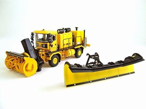 Oshkosh H-Series Snow Blower & Plow -  YELLOW  - 1 50 - TWH