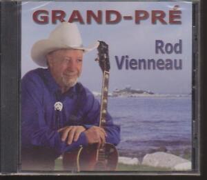 Rare-Sealed-Pack-CD-Rod-Vienneau-Grand-Pre-Memoires-D-039-Acadie-Caraquet