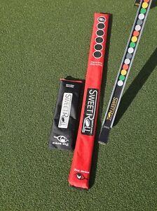 Eyeline-Golf-DULCE-Rollo-Putting-Riel-Sistema