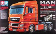 Tamiya 56346 1/14 EP RC Tractor Truck MAN TGX 26.540 6x4 XLX Gun Metal Edition