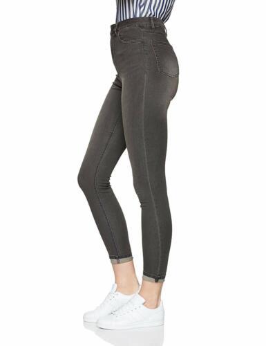 Wåven WOMEN/'S dei ruggenten anni venten Anika High Rise Skinny Fit Denim Jeans Taglia 6-16 RRP £ 52.00