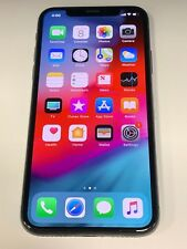 Apple iPhone X - 256GB - Space Gray Verizon / Unlocked A1865 (CDMA + GSM)