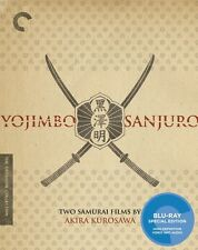 Yojimbo/Sanjuro: Two Samurai Films by Akira Kurosawa [C (Blu-ray Used Very Good)