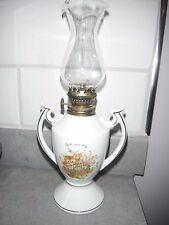 ANNELIESE PORCELAIN DECORATIVE OIL LAMP MADE IN JAPAN FOR DELGADO LTD