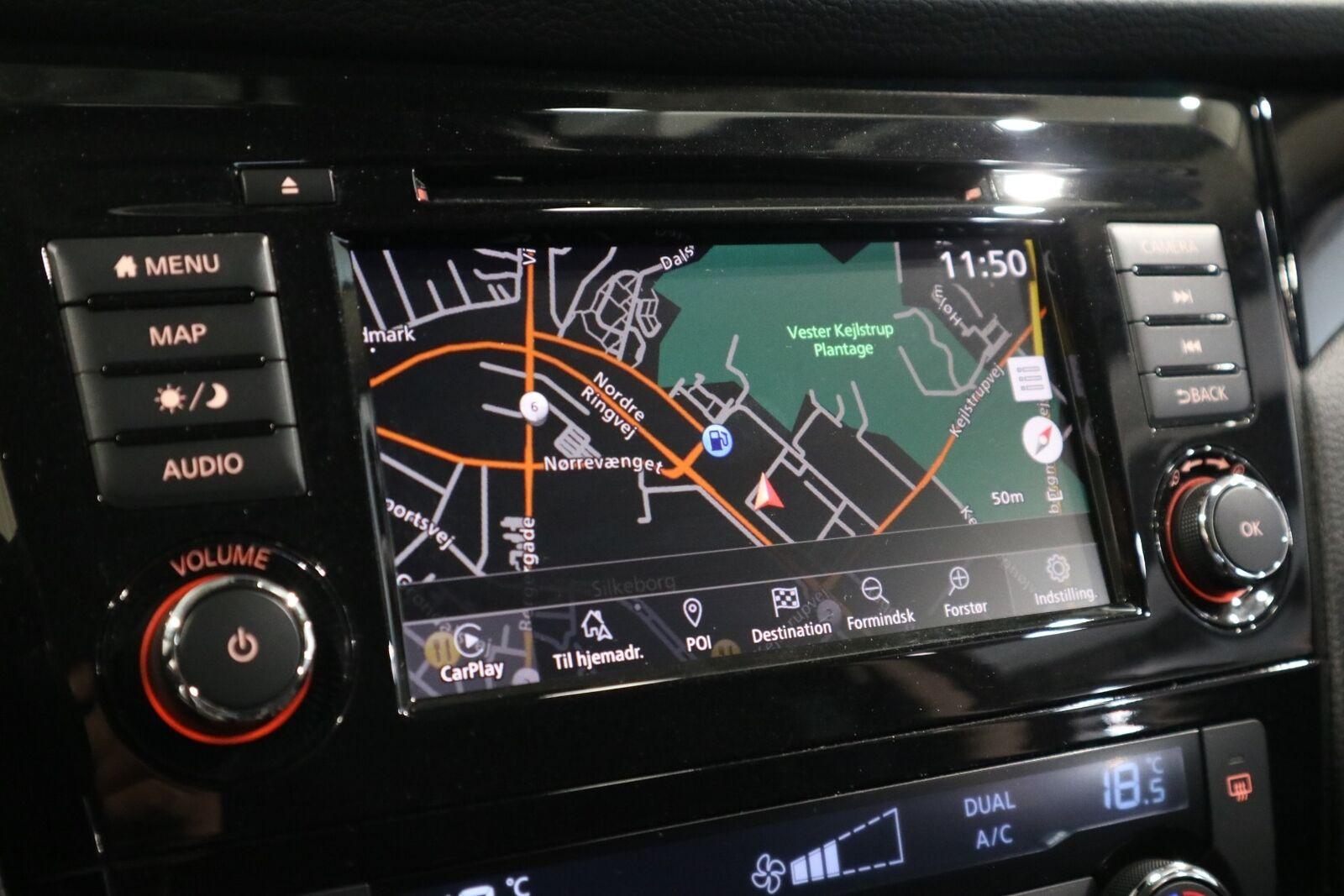 Nissan Qashqai 1,3 Dig-T 160 N-Connecta DCT - billede 10