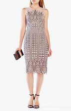 NWT BCBG Max Azria Belila Lace Dress OSS64J51-0H6 Sz. 4