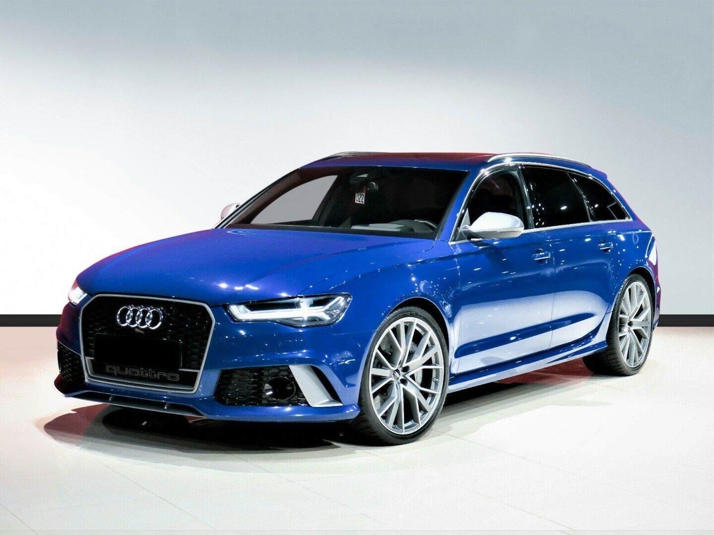 Audi RS6 - TFSi performance Avant quattro