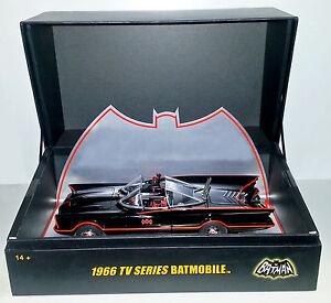 HOT-WHEELS-Batmobile-SUPER-ELITE-LtdEd-1966-George-Barris-1-18-Batman-NEW-SEALED
