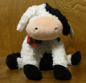 Gund-Plush-2537-BLOSSOM-COW-9-034-NEW-with-tags-From-our-Retail-Store