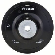 Bosch 2609256257 Plateaux de Ponçage pour Meuleuses Angulaires, à serrer, 125 mm