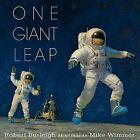 One Giant Leap by Robert Burleigh (Hardback, 2009)