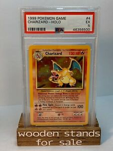 PSA-5-EX-Charizard-4-102-Base-Set-Holo-Pokemon-Trading-Card