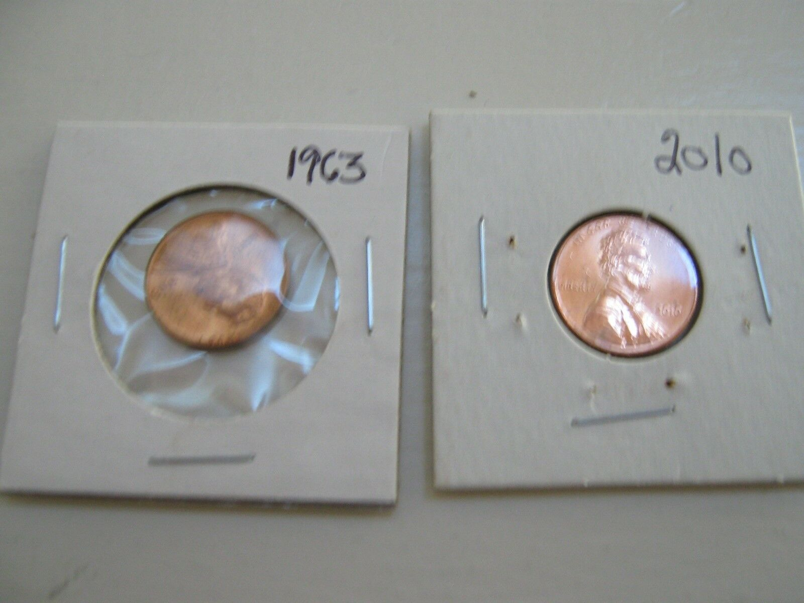 U.S. Coins , Misc. Lot of 12 , Penny , Nickel , Dime ,