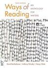Ways of Reading: An Anthology for Writers by University David Bartholomae (Paperback, 2014)