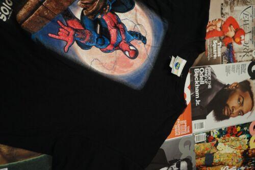spiderman t shirt xl