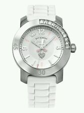 Juicy couture bff white jelly watch 1900548