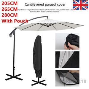 Parasol-Banana-Umbrella-Cover-Waterproof-Cantilever-Outdoor-Garden-Patio-Shield