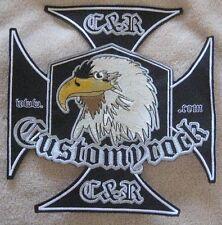 C & R Patch - Custom Motorcycles - Numancia de la Sagra Toledo Spain