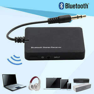 Funkadapter Bluetooth A2dp Stereo Audio Sender Empfänger 2 In 1 Wireless Music Adapter Für Tv Tablet Pc Laptop Home Stereo Angemessener Preis