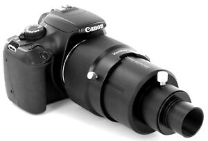 Varimax pro series dslr telescope camera adapter variable eyepiece