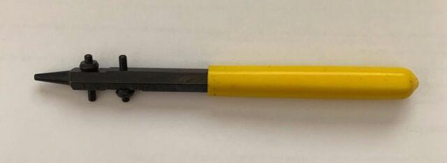Pack of 100 .197 Body Dia X 1.379-1.575 Grip Range 5 X 45 Aluminum Extra-Long Blind Rivet with A Steel Mandrel