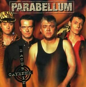 Parabellum-saturnin-1998-2-tracks-CARDSLEEVE-Maxi-CD