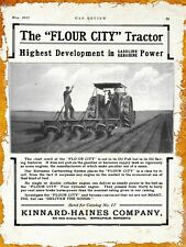 Tractor Company New Metal Sign: 13-25 Model MN 1916 C.O.D Minneapolis