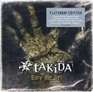 "Takida - ""Bury The Lies - Platinum Edition"" - 2009 - CD Album"
