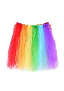NEW RAINBOW BANDANA HEAD FACE SCARF HEADBAND DANCE FESTIVAL FANCY DRESS